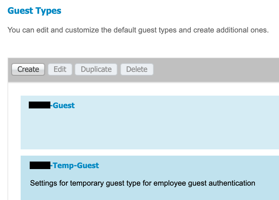 Guest Type