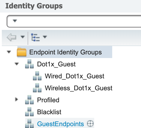Endpoint Groups